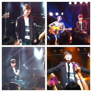 Greyson Chance Michael Warren MTV Sessions Video