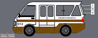 Trayek dan Info Angkot 013 di Tasikmalaya | Kisatasik
