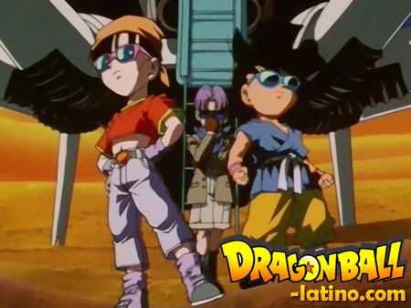 Dragon Ball GT capitulo 15