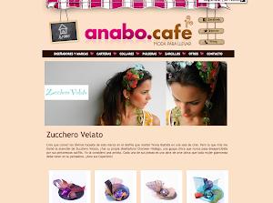 Ponle Zucchero al WWW.ANABOCAFE.COM comprando por internet
