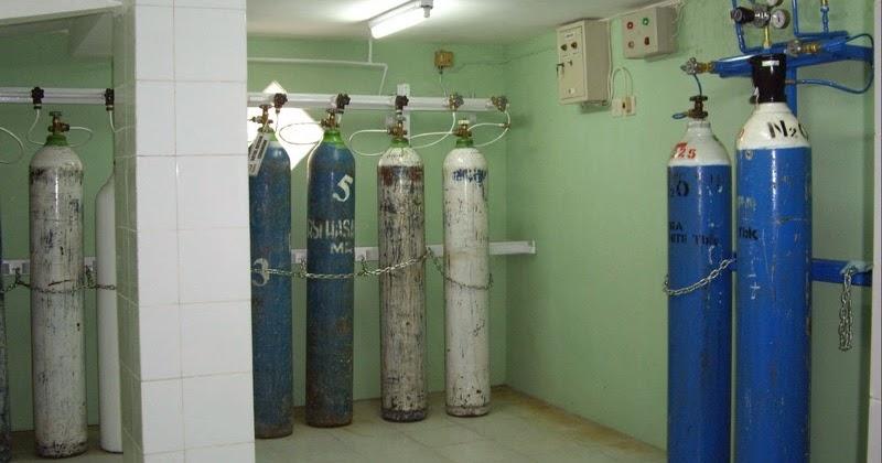 Sistem Intalasi Gas Medis Berbagai Artikel