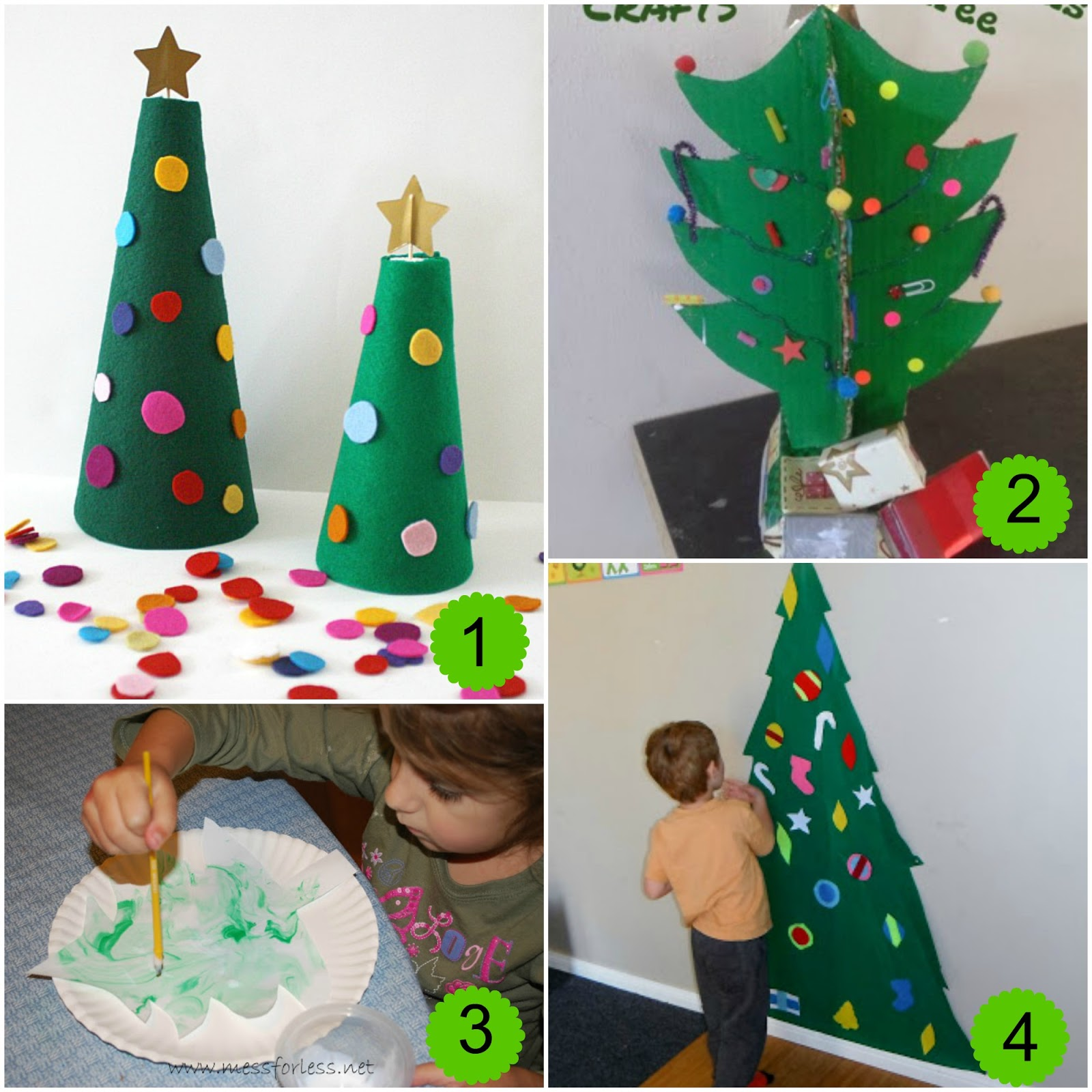 xmas tree pictures for kids - photo #35