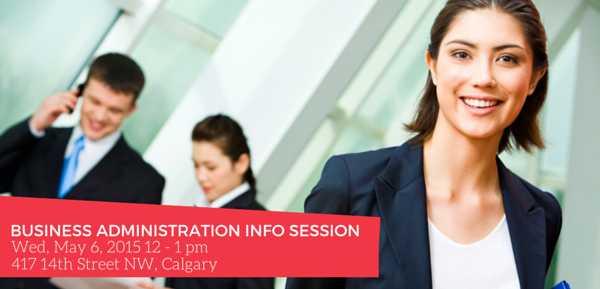 Business Administration Diploma Program in Calgary