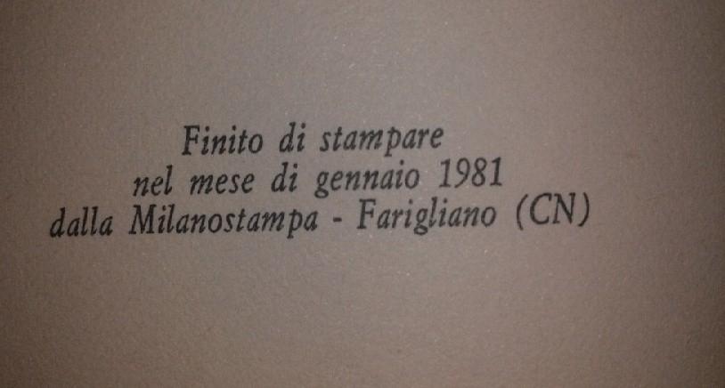 Le prime edizioni di Stephen King: 1981 - A VOLTE RITORNANO