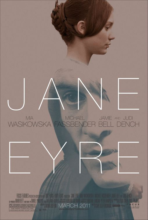 Jane Eyre 2011 poster