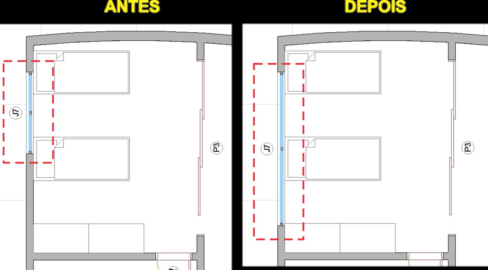 Imagens de #CCC200 Os elementos das construção podem ser modificados a qualquer 1600x885 px 3386 Bloco Cad Janela De Banheiro