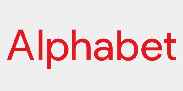 The logo for Google's parent company, Alphabet.