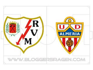 Prediksi Pertandingan Almeria vs Rayo Vallecano