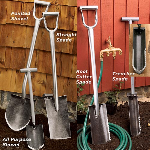 Elegant gardening elegant garden tools made in the u s a for Gardening tools made in usa