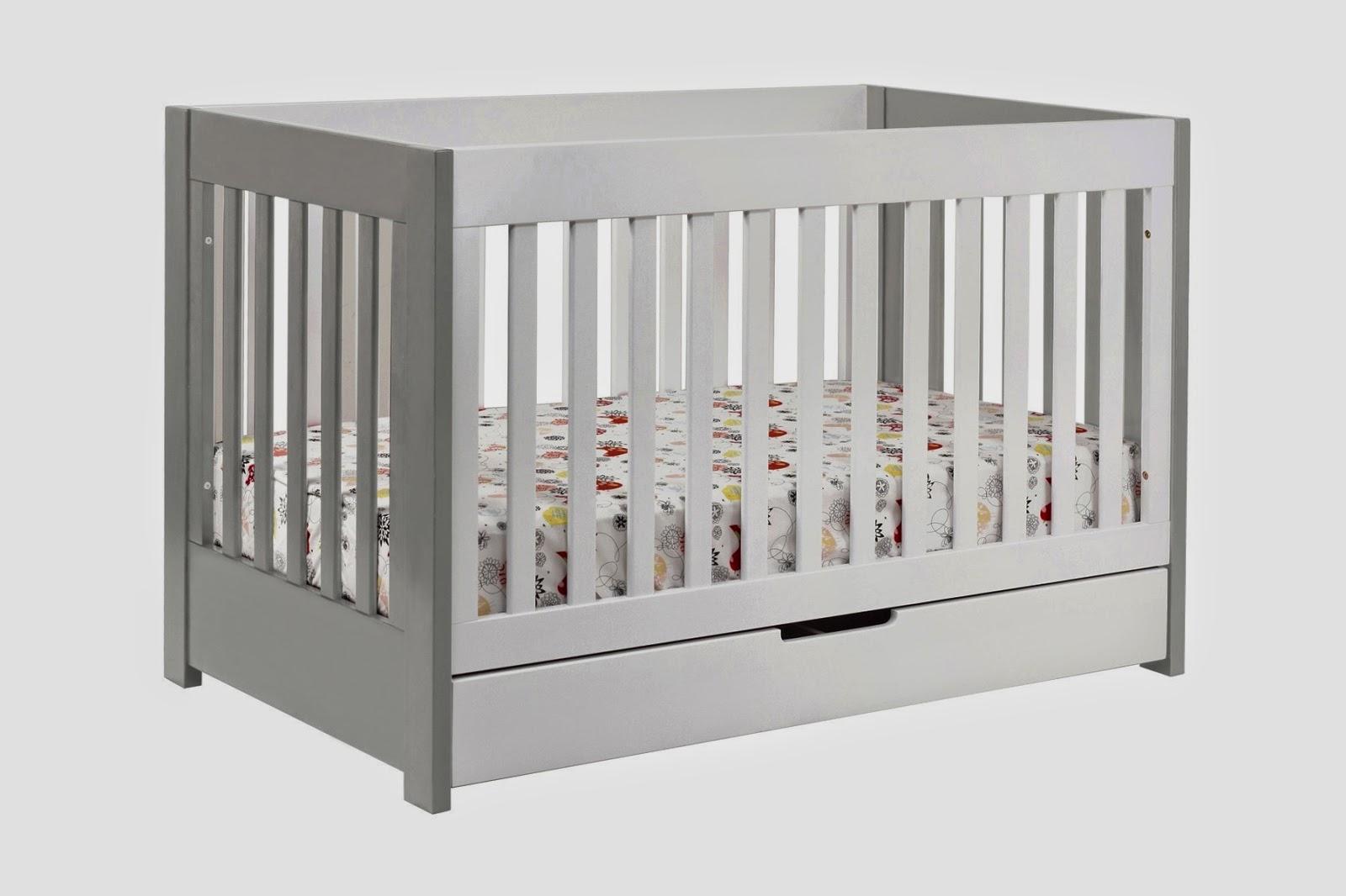 Convertible Baby Crib Building Plans