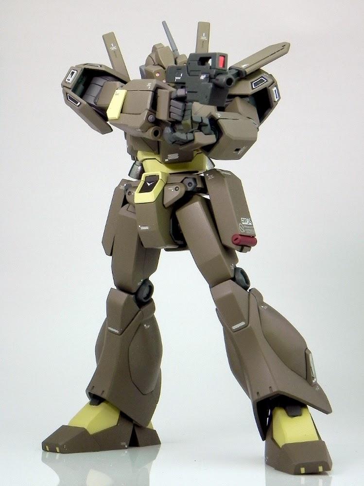 HGUC 1/144 ECOAS Jegan (Conroy Haagensen Use) - Custom ...