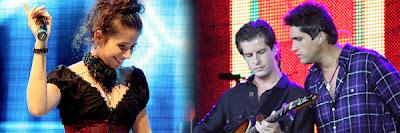 Paula Fernandes - Não Precisa  (part. Victor e Léo) 2011