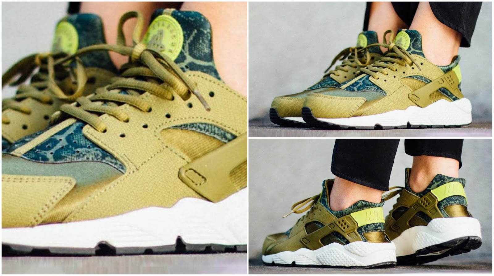 Nike Air Huarache Ultra Mens