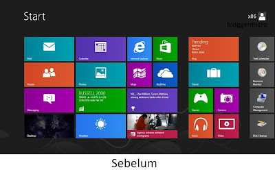 Start, Screen, Windows, 8, tiles, metro, tips, trik