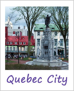 Tickled by the Creative Bug - Quebec City: Link to blog post