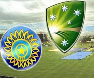 India vs Australia 2nd Test 2012