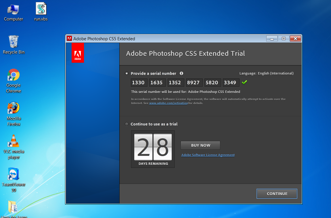 adobe photoshop cs4 extended trial