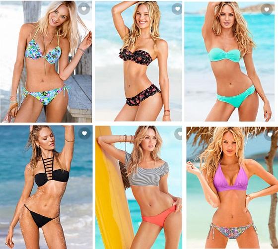 bikinis victoria secrets