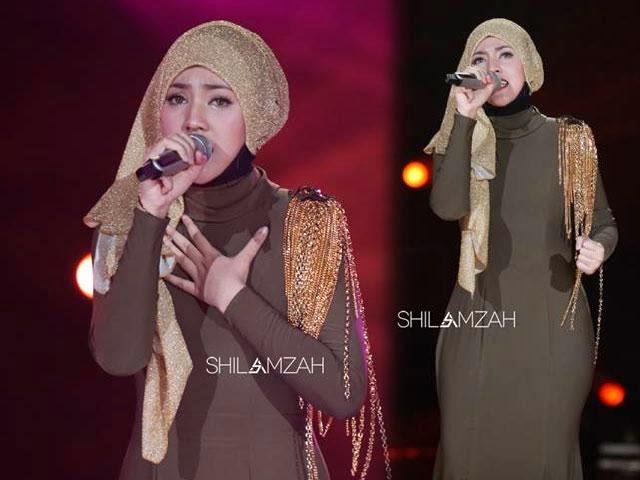 Pasal MH370, Shila Amzah Dapat No.6 Semifinal I Am A Singer?