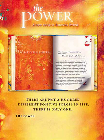 Rhonda byrne the power pdf