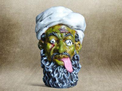 Ozama Bin Laden - Carro