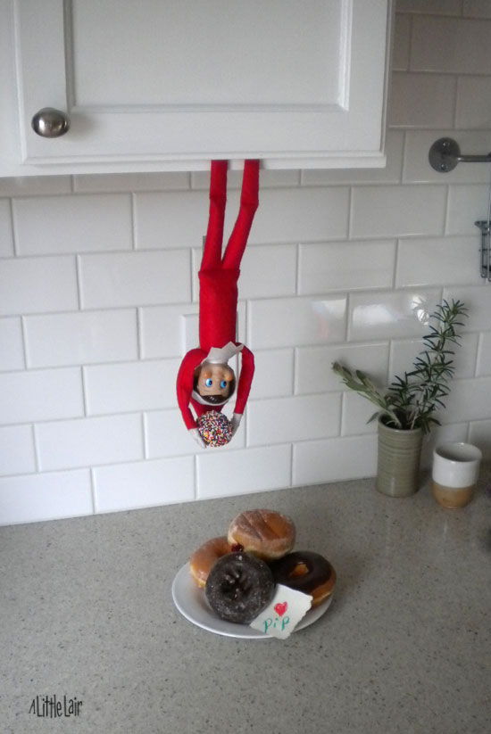 Elf Donuts. | Everyday Magic.