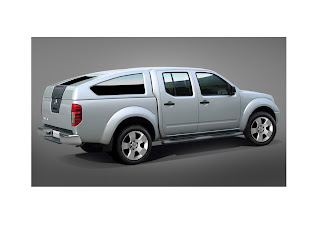 Navara D40 hard top