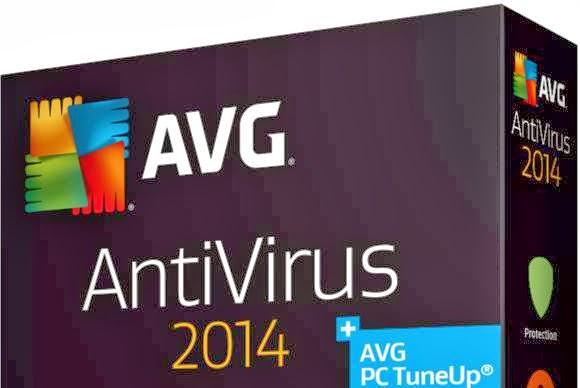 AVG Antivirus 2014 Serial, License key Free