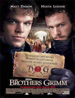 Los hermanos Grimm (The Brothers Grimm) (2005) online