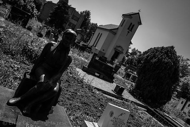 cimitero cattolico Bijeljina