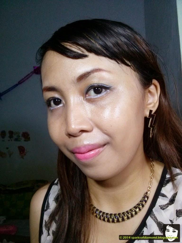 Sparks Of Diamond IBB MUC MARCH 2014 FEAT MENARD INDONESIA