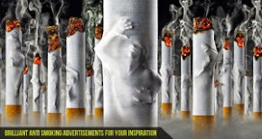Anti Smoking Advertisements for your inspiration