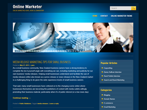 Online Marketer