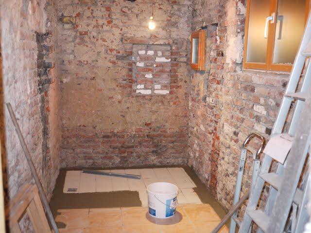 Rénovation Dune Salle De Bain De M² Fin De La Deuxième Semaine - Refaire sa salle de bain pour pas cher