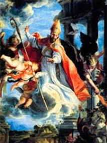 Sant'Agostino, defensor fidei