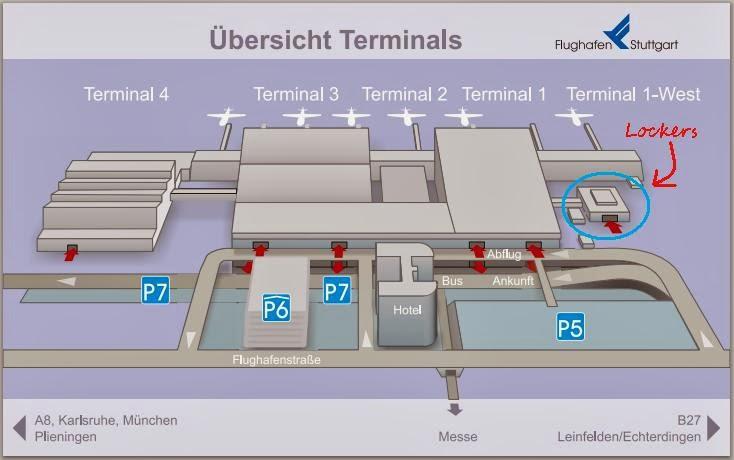 Honeymoon Cruise pre cruise Stuttgart Germany in 6 hours