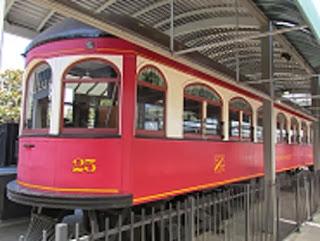 electric rail car