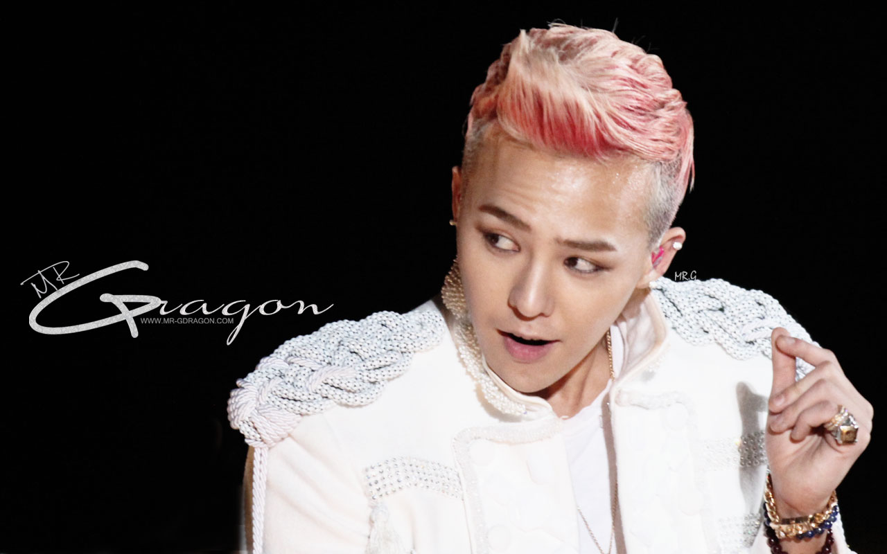 Kpop G Dragon Hairstyle  Oh! Kpop Stars Celebrity News