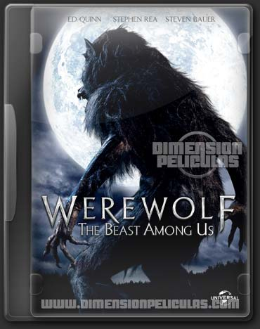 Werewolf The Beast Among Us (DVDRip Español Latino) (2012)