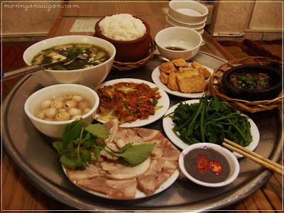 (Vietnam) - Ho Chi Minh (Saigon)- Food