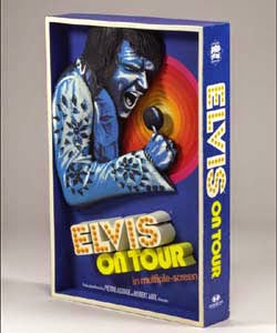 Poster 3D Elvis Presley On Tour