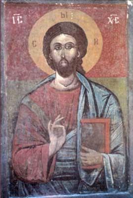 "Jesus Christ "" Christianity central figure """