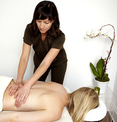 masaje Aceite de ricino