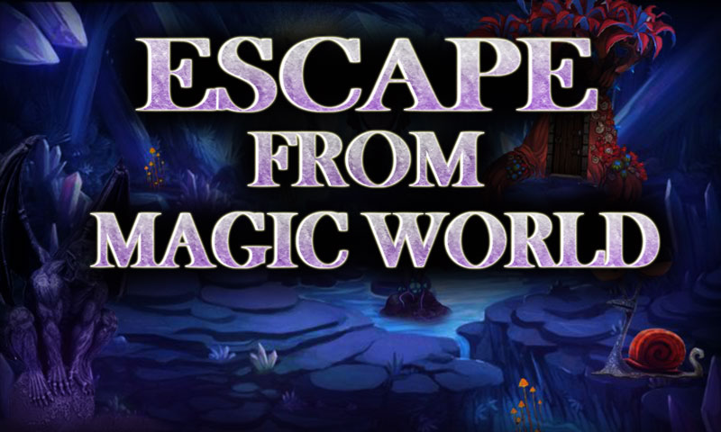 Top10NewGames - Escape From Magic World