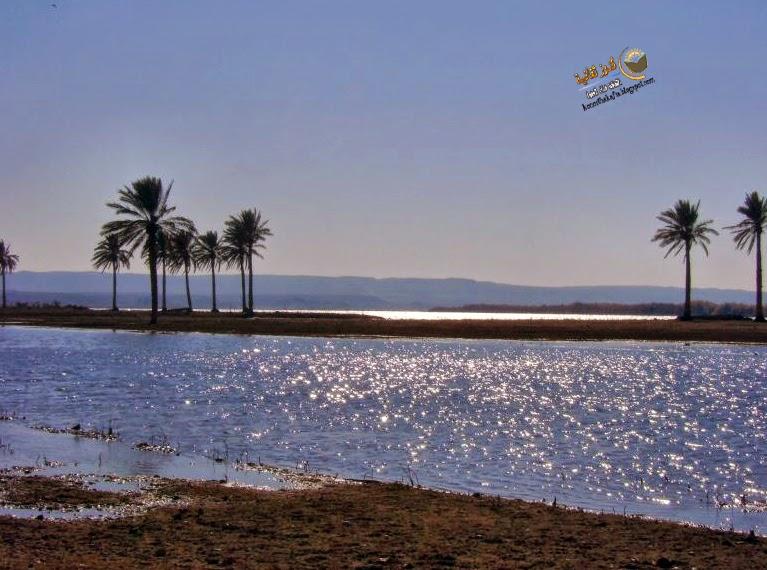 نهر الفرات والذهب