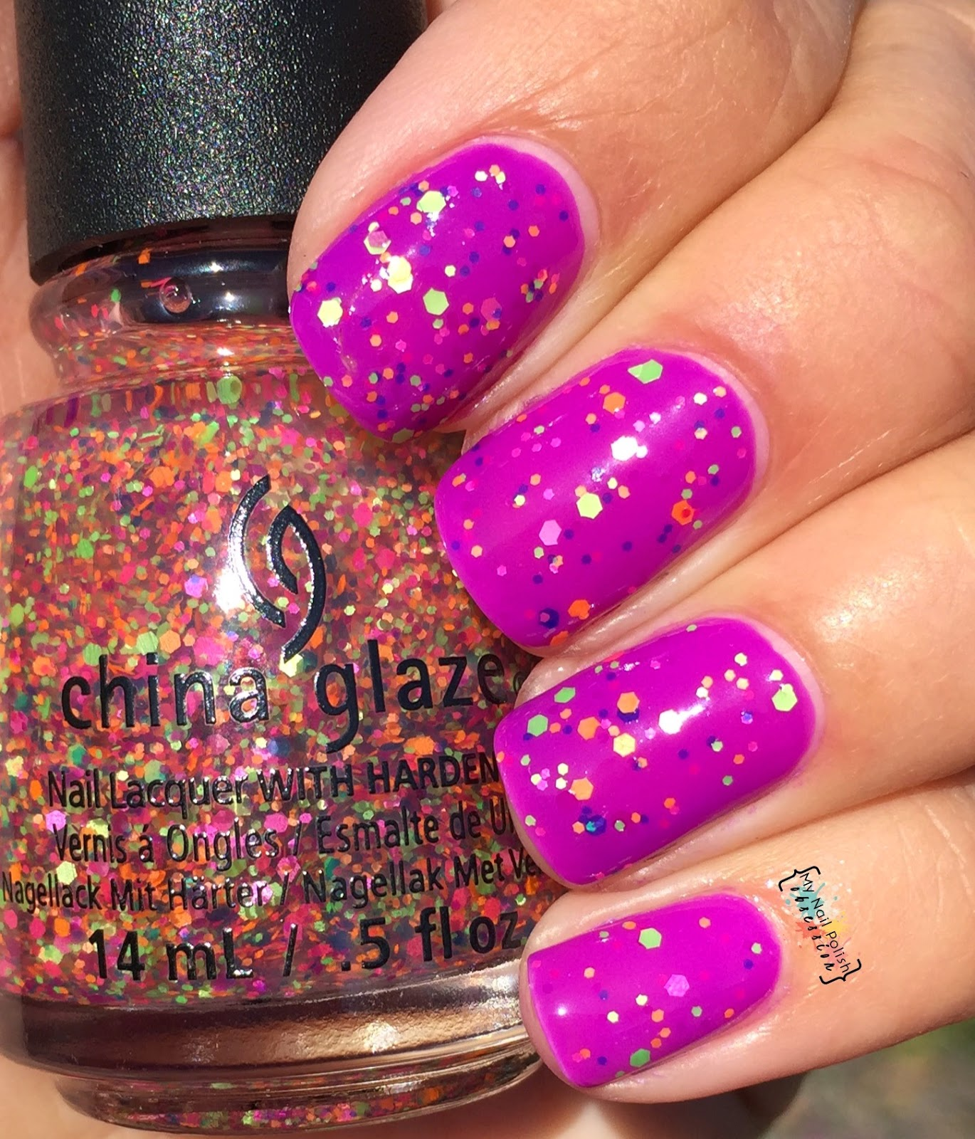 China Glaze Point Me To The Party