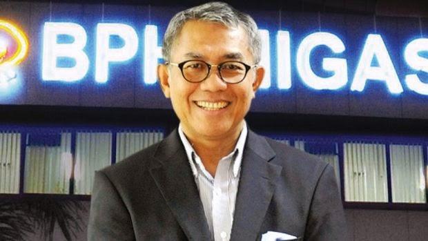 Kepala BPH Migas, Andy Noorsaman Someng