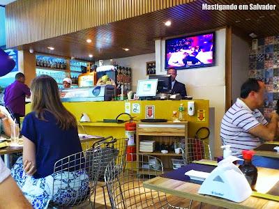 Shiro Sushi Lounge: Ambiente