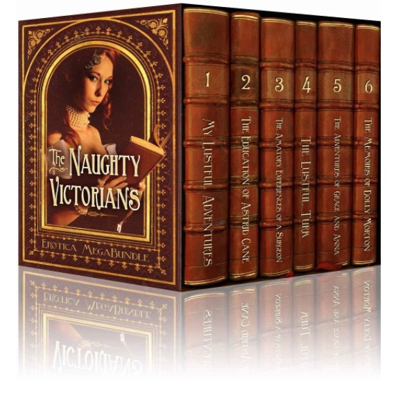 The Naughty Victorians MegaBundle
