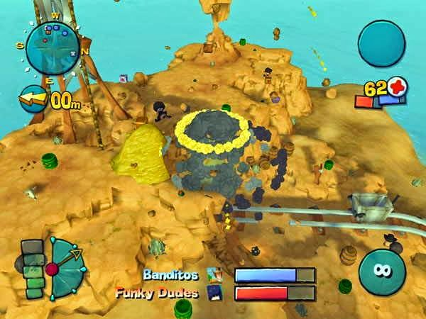 Game Gratis Worm 4 Mayhem
